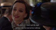4 weddings and a funeral. Tv Quotes, Movie Quotes, Cinema Movies, Movie Tv, Loving You Movie, Funeral Quotes, Kristin Scott Thomas, The Dark Knight Trilogy, The Blues Brothers