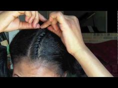 Simple Tutorial - How to Flat Twist