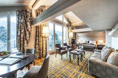 Hotel Wishlist: Le Grand Bellevue Gstaad, Switzerland