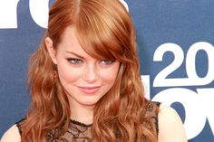Emma Stone, Hottest (Fake) Red Head Ever at MTV Movie Awards ...