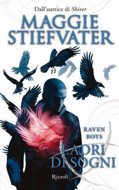 """The Reading Corner: Recensione: """"Ladri di Sogni"""" di Maggie Stiefvater"""