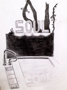 #Soul (Let's dive in) New #DeLeeuwArt
