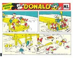 Historyjka Donald nr 90 w Muzeum użytkownika Bubble Gum, Disney, Cards, Maps, Chewing Gum, Playing Cards, Disney Art, Gumball