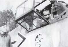 BF-109E4 Stab JG26, Adolf Galland WNr 5819 France 1940