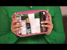 Packing Tips How to Pack Toiletries - YouTube