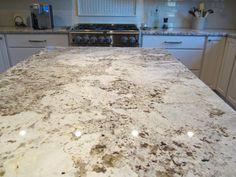 White Alaska Granite