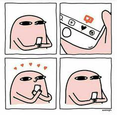 you were cute as a baby Funny Iphone Wallpaper, Mood Wallpaper, Cute Memes, Stupid Funny Memes, Cute Comics, Funny Comics, 4 Panel Life, Cute Cartoon Wallpapers, Comedy