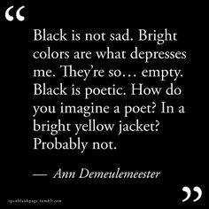 Ann Demeulemeester - Open Blank Page