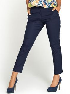 Cropped Trousers from Rochelle Humes for Very.co.uk