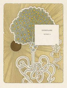 Homère. Nausikaa: traduction de Leconte de Lisle. Compositions décoratives par Gaston de Latenay. H. Piazza, Paris, 1899.