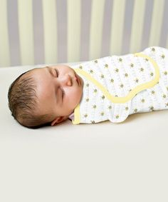 Loving this Bee Lining SwaddleMe® Set on #zulily! #zulilyfinds
