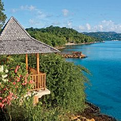 Top 10 All-Inclusive Caribbean Resorts | St. Lucia: Calabash Cove | CoastalLiving.com