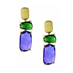 Drop earrings from the Murano Collection by Marco Bicego