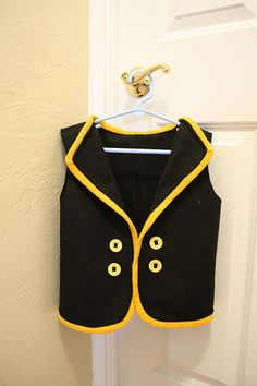 Jake and the Neverland Pirates vest