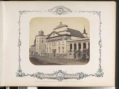 Muzeum Cyfrowe dMuseion - Warszawa. Kościół św. Anny (Bernardynów) przy Krakowskim Przedmieściu.