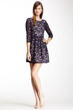 Lizzie Lace Dress