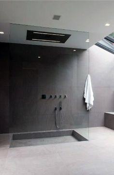 Top 70 Coolest Showers - Unique ideas for bathroom design #bathroom #coolest #design #ideas #showers #unique