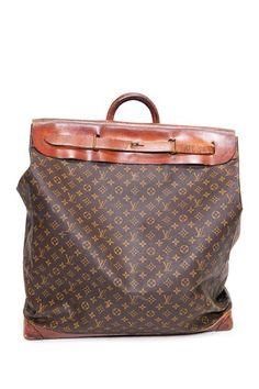 Vintage Louis Vuitton Monogram Print Steamer Bag by Vintage Favs on @HauteLook