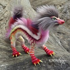 Eastern Coral Dragon - FOR SALE by CMWyvern