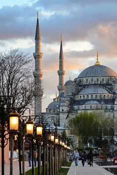 Top Places To Visit in Turkey - Blue Mosque - Istanbul - iTravelSite