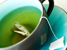 Drink Green Tea  The polyphenols, specifically EGCG, in green tea have properties that rev up your metabolic rate. However, green tea takes dedication. You have to drink about 4-5 cups a day to see results.