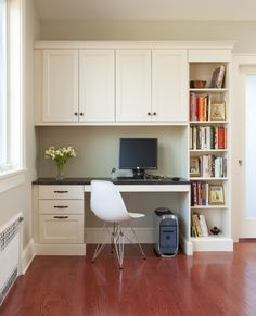 kitchen desk area (Cultivate.com)