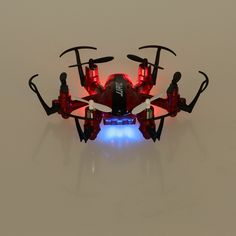 Are you still regard it as a toy? Maybe it's a toy, but the flying joys that superior to other toy! Wish you have a stimulus flight in #JJRCH20Hexacopter! http://www.tomtop.cc/nQbiM3