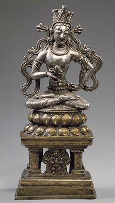 Seated Buddha Amoghasiddhi, the Transcendent Buddha of the North [India (Himachal Pradesh, ancient kingdoms of Tibet)] Oriental, Southeast Asian Arts, Tibetan Art, Buddhist Art, Religious Art, Indian Art, Metropolitan Museum, Art History, Bronze
