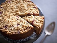 Italian Plum Cake Recipe | Devour The Blog: Cooking Channel's Recipe and Food Blog - Just come back from the PYO with Plums and now making this cake mmmmm