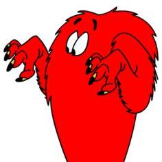 Gossamer - My favorite cartoon character