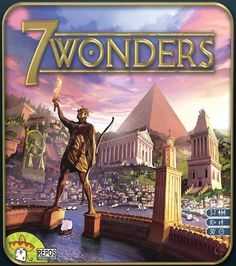 Amazon.com: 7 Wonders Game: Toys & Games