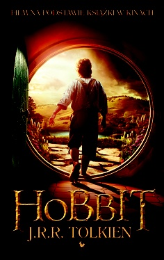 """Hobbit, czyli tam i z powrotem"" (The Hobbit or There and Back Again) J.R.R. Tolkien Translated by Maria Skibniewska Poems translated by Włodzimierz Lewik Cover by Film Published by Wydawnictwo Iskry 2012"