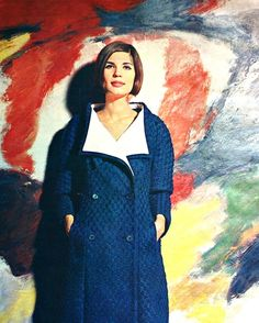 Where Fashion Meets Art, Stedelijk Museum Amsterdam, photos Paul Huf. Avenue (Dutch) February 1966