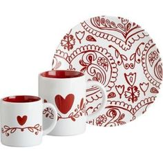 Crate and Barrel Valentine's Plate at ItsOverflowing: white plate and a red sharpie…bake it at 350 degrees for 30 minutes and the design will stay permanently! It really works! Fun Valentines Day Ideas, Valentine Day Love, Valentine Crafts, Holiday Crafts, Holiday Fun, Sharpie Projects, Sharpie Crafts, Sharpie Art, Diy Crafts