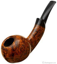 Peter Heding Smooth Fish (Gold) Pipes at Smoking Pipes .com