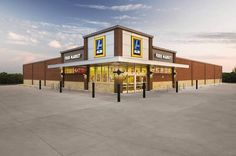 ALDI – a store where customers bag their own groceries and rent their own carts – are smaller than most grocery stores and feature their own exclusive brands at discounted prices will have two locations along the Grand Strand.