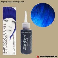 Hårfarge: Ultra Blue -StarGazer