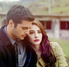 Turkish Men, Turkish Beauty, Turkish Actors, Lincoln And Octavia, Couple Holding Hands, Cherry Season, Fox Tv, Couple Goals Relationships, Photography Pics