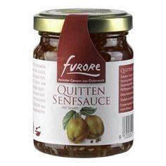 Fuore - kweepeer-mosterdsaus, ideeën op pagina en nog meer sausjes op site