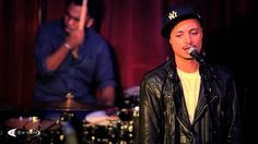 """Jose James performing """"Trouble"""" Live at KCRW's Apogee Sessions"""