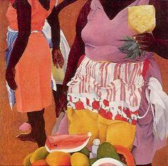 Painted by Ana Mercedes Hoyos a colombian artist Painting People, Artist Painting, Colombian Art, Art For Kids Hub, Art Deco Font, Art Nouveau Flowers, Canvas Art Quotes, Disney Concept Art, Art Deco Wedding