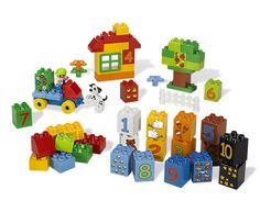 LEGO® DUPLO® Play with Numbers | LEGO Shop