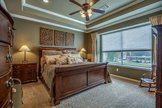 Bedroom / Rustic
