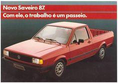 1987 VW Saveiro GL - Brasil: