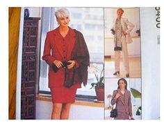 Misses Lined Jacket Vest Slim Skirt Pants Sewing Pattern ... http://www.amazon.com/dp/B01DL3ZR9G/ref=cm_sw_r_pi_dp_8lHmxb14M4QQS