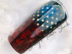 Excited to share this item from my shop: American flag tumbler, Patriotic Tumbler, Custom Glitter Tumbler, Mom Tumbler, Tumbler Cups, Vinyl Tumblers, Custom Tumblers, Glitter Cups, Glitter Tumblers, Christmas Tumblers, Custom Cups, Tumbler Designs