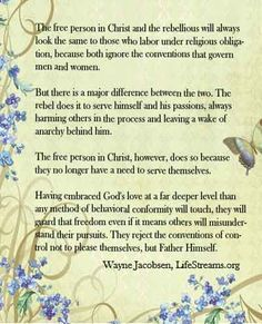 Its about Relationship not Religion. Quote by Wayne Jaccobsen