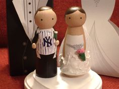 This is for you Matt, lol! New York Yankees Sports Theme  Choose your by IttyBittyWoodShoppe, $60.00