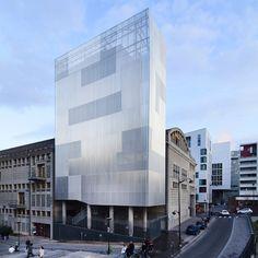New M3A2 building – Antonini + Darmon – France