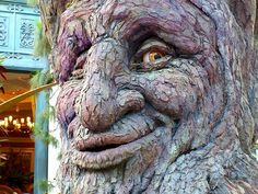 Tree of Life (face in tree)